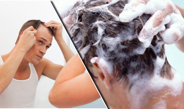 shampoo bomba com minoxidil